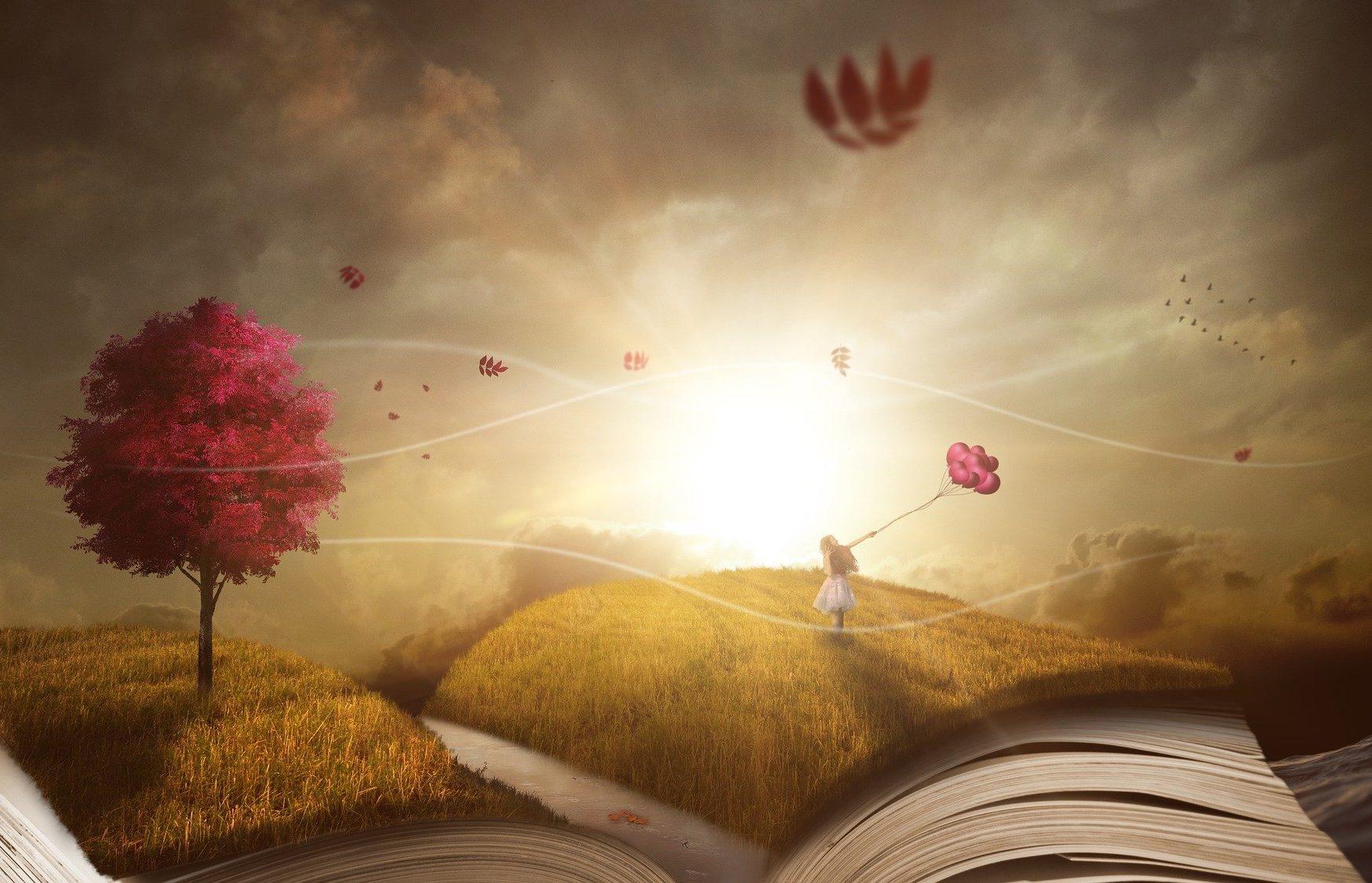 Fantasie lesen
